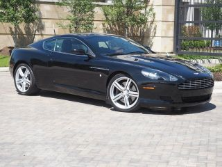 2009 Aston Martin DB9 Base