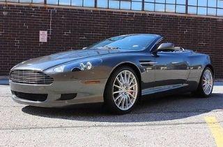 Used Aston Martin DB Volante In Plainview New York - Aston martin db9 volante price