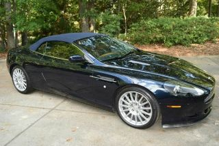 Used Aston Martin DB Volante In Indianapolis Indiana - 2006 aston martin db9