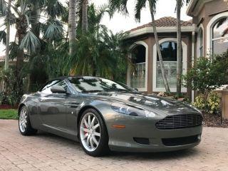 Used Aston Martin DB Volante In Lauderdale Lakes Florida - Aston martin florida