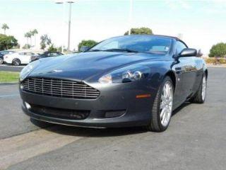Used Aston Martin DB Volante In Newport Beach California - Newport beach aston martin