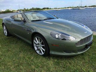 Used Aston Martin DB Volante In Lodi New Jersey - Aston martin db9 volante price