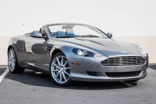 Used 2009 Aston Martin Db9 Volante In West Hollywood California