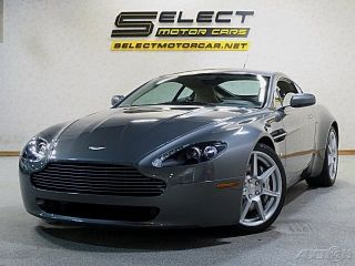 Used Aston Martin V Vantage In Greenwich Connecticut - 2006 aston martin
