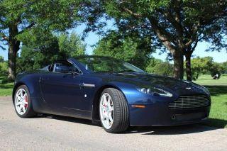 Aston Martin V8 Vantage 2008