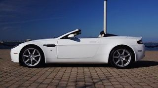 Aston Martin V8 Vantage Base 2008