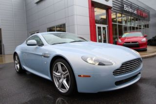 Used Aston Martin V Vantage Base In Bellevue Washington - Aston martin bellevue