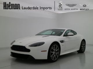 Used 2015 Aston Martin V8 Vantage Gt In Fort Lauderdale Florida
