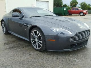 used 2011 aston martin v12 vantage in punta gorda, florida