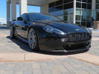 Used 2011 Aston Martin V12 Vantage Carbon Black In Oakhurst New Jersey