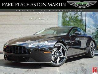 Used Aston Martin V Vantage S In Bellevue Washington - Park place aston martin