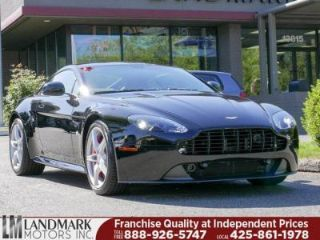 Used Aston Martin V Vantage GT In Bellevue Washington - Aston martin bellevue