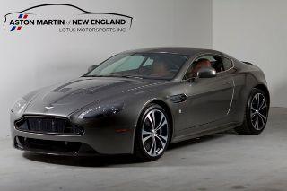 Used Aston Martin V Vantage S In Waltham Massachusetts - Aston martin new england