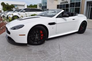 Used Aston Martin V Vantage S In Naples Florida - Aston martin florida
