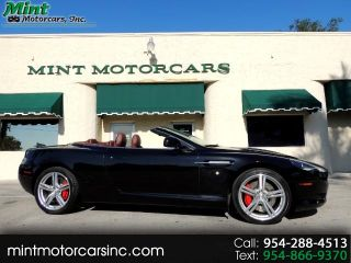 Used 2010 Aston Martin DB9 Volante in Fort Lauderdale, Florida