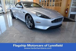 Used Aston Martin DB Volante In West Palm Beach Florida - Palm beach aston martin