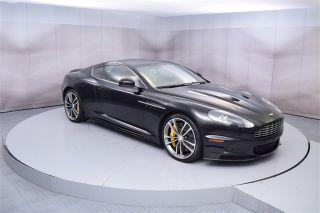 Used 2012 Aston Martin DBS in San Francisco, California