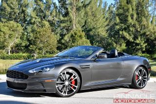 Used Aston Martin DBS Volante In Royal Palm Beach Florida - Palm beach aston martin