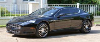 Aston Martin Rapide Luxe 2012