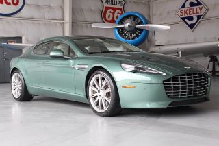Used 2014 Aston Martin Rapide S in Addison, Texas