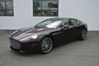 Used 2015 Aston Martin Rapide S In Summit New Jersey