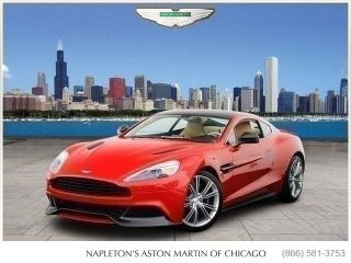 Used Aston Martin Vanquish In Downers Grove Illinois - Napleton aston martin