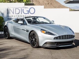 Used Aston Martin Vanquish Volante In Los Gatos California - Los gatos aston martin