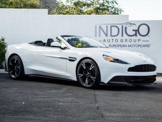 Aston Martin Vanquish S Volante 2018
