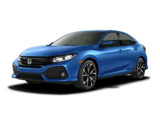 Honda Civic Sport 2018