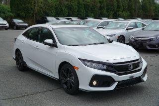 New 2018 Honda Civic Sport Touring in Seekonk, Massachusetts