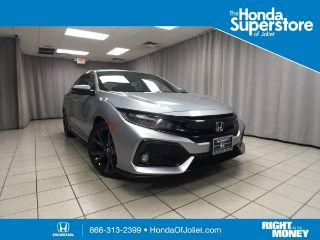 Honda Civic Sport Touring 2018