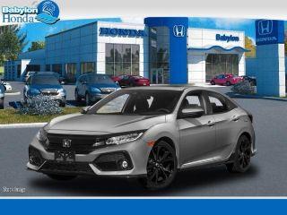 Honda Civic Sport Touring 2018