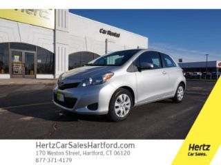 Used 2014 Toyota Yaris L in Hartford, Connecticut