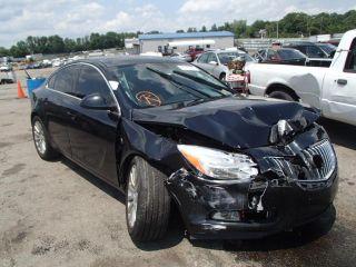 Buick Regal CXL 2011
