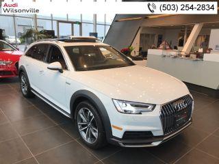 New Audi Allroad Premium Plus In Wilsonville Oregon - Wilsonville audi