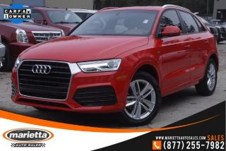Used 2018 Audi Q3 Premium in Marietta, Georgia
