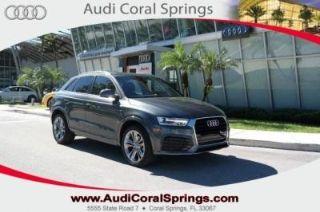 Audi Q3 Premium 2018