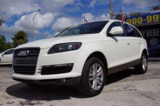 Used 2008 Audi Q7 Premium in North Miami Beach, Florida