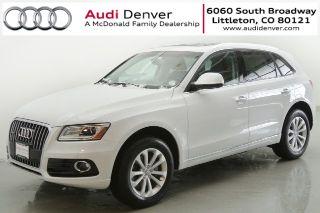 Used 2016 Audi Q5 in Littleton, Colorado