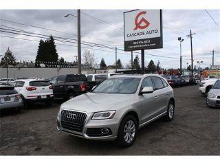 Used Audi Q Premium Plus In Portland Oregon - Cascade audi