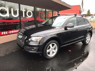 2012 Audi Q5 Premium Plus