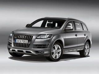 Audi Q7 Premium 2012