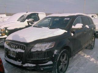 Audi Q7 Premium Plus 2015