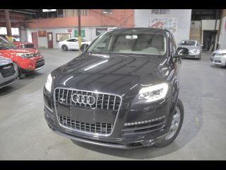 Audi Q7 Premium 2013