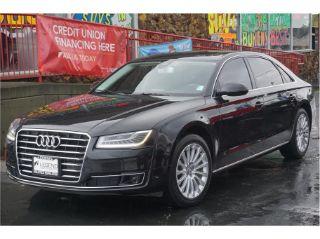 Audi A8 L 2015