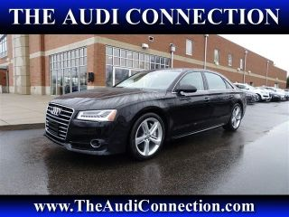 Used 2018 Audi A8 L in Memphis, Tennessee