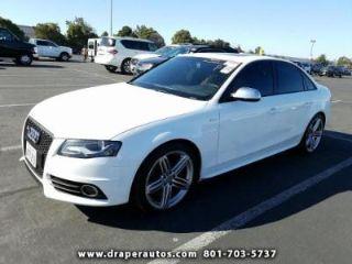 Used 2012 Audi S4 In Draper Utah