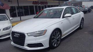 2012 Audi A6 Premium