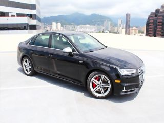 Used 2018 Audi S4 Prestige in Honolulu, Hawaii