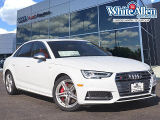 Used 2018 Audi S4 Prestige in Dayton, Ohio